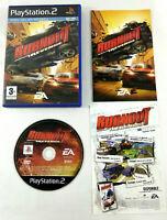 Jeu Playstation 2 PS2 VF  Burnout Revenge  avec notice  Envoi rapide et suivi