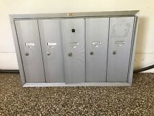 Commercial Mailbox Flush Mount