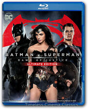 Batman v Superman Blu ray/DVD/Digital HD Ben Affleck Henry Cavill Gal Gadot