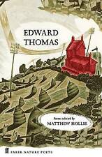 Selected Poems of Edward Thomas (Faber Nature Poets), Thomas, Edward, New Book