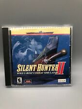 Silent Hunter II (PC, Jewel Case, 2009)
