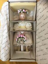 Danbury Mint - Princess Diana's Flower Girl - Porcelain Collector's Doll  3