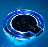 Universal Sumsung S7 S7 Edge S6 S6 Edge Qi Wireless Charger Charging Pad Plate