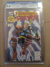 Thunderstrike #1 Marvel Comics 1993 Series Foil Cover CGC 9.8 Near Mint+