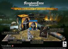 PS4 Spiel Kingdom Come Deliverance Royal Collector's Edition NEUWARE
