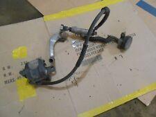 Honda CBR600  CBR 600 CBR600F3 1995 95 rear brakes master cylinder caliper pedal