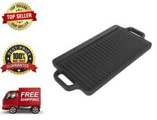 Small Cast Iron Griddle Ozark forr camping