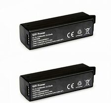 2 x 1100mAh Intelligent Lipo Battery For DJI OSMO, OSMO PRO, OSMO+, OSMO Mobile