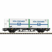 PIKO Hobby DR Kuhlcontainer Container Wagon IV HO Gauge 57796