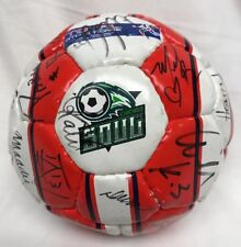 CHICAGO SOUL TEAM SIGNED SMALL SOCCER BALL MISL Indoor Soccer League
