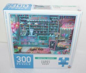 Bristol Series Candy Sweet Shop Jigsaw Puzzle 300 Brand New & Sealed Arrow