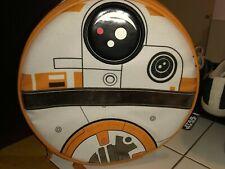 Star Wars BB8 Circular Lunch Box Kids Children's Case Disney Store Rogue One