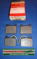 plaquette frein arrière Peugeot 305 504 505 604 1971 – 1989 TALBOT TAGORA 2.6