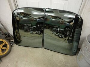 1981 1982 Corvette OEM FACTORY M92A  Glass Tint T-Top SET LEFT and RIGHT