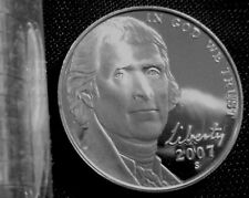2007-S San Francisco Mint Jefferson Nickel Proof