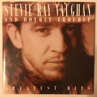 STEVIE RAY VAUGHAN GREATEST HITS CD EPIC 1995 USA PRESSING