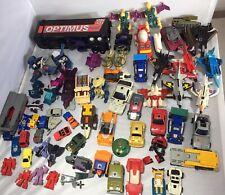 Vintage Transformers G1/G2 Lot Loose Used