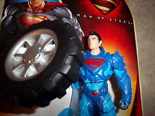NEW - Superman Man of Steel Wheel Wrecker - Power Attack Deluxe