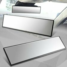 300mm Wide Flat Surface Interior Clip On Panoramic Rear View Mirror Universal 3