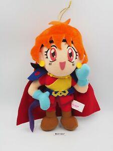 """Slayers B2107 Lina Inverse Banpresto 8"""" Plush 1995 Stuffed Toy Doll Japan"""