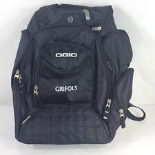 OGIO METRO STREET Backpack Book Bag Laptop Travel Branded Embroidered Black