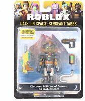 Roblox Gatos en Espacio Sargento Pestañas Niños Juguete