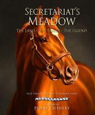 Secretariat's Meadow, Leeanne Meadows Ladin, Kate Chenery Tweedy, Acceptable Boo
