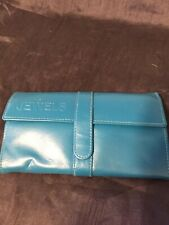 Vintage Leather? Jewellery Travel Holder Pouch Bag