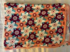 New listing Kickee Pants Swaddle Blanket in Pasqueflower, New