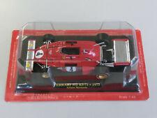1/43 RARE Fabbri Ferrari 312 B3 1973 Arturo Merzario