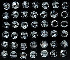 Natural Loose Diamond Round Rose Cut H G White Color VVS1 Clarity 1 Pcs Lot Q13