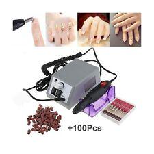 Nail Drill,JINGOU Nails File Drill Electric Professional Nail Manicure Polish...