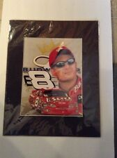 Dale Earnhardt Jr Quality Matted Picture - NICE! Original wrapper