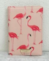 NWT Kate Spade Shore Street Flamingo Print Passport Holder $78