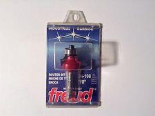 Freud 34 108 Industrial Carbide Rounding Over Router Bit 78 Dia 316 Radius