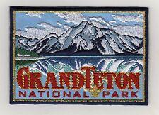 Grand Teton National Park Patch (BSA Nat. Parks Series), Mint!