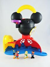 Mickey Mouse Clubhouse Fly 'n Slide play set 2012 Mattel Walt Disney house toy