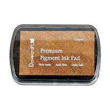 Copper Dovecraft Premium Pigment Ink Pad - Cards Scrapbooking