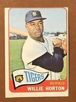 1965 Topps Willie Horton Card #206 NM-MT Detroit Tigers