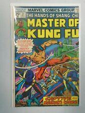 Master of Kung Fu #34 8.5 VF+ (1975)