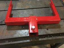 Steiner Tractor Trailer Hitch Mount Ventrac