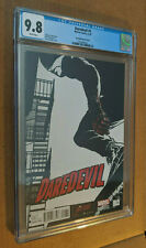 Daredevil #1 1st Print 1:100 Quesada Bloody Fist Variant CGC 9.8 NM+/M