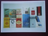 POSTCARD  CARTONS THRO THE AGES (1)