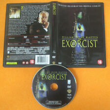 DVD film THE EXORCIST III 2003 William Peter Blatty ed.regno unito no vhs (D9)
