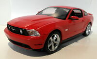Greenlight 1/18 Scale - 12813 2010 Ford Mustang GT Red