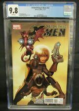 Astonishing X-Men #42 (2011) Salvador LaRocca Cover CGC 9.8 Z062