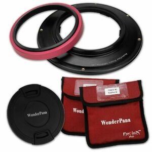 Fotodiox WonderPana Filter Holder for Sony FE 12-24mm f/4 G Lens