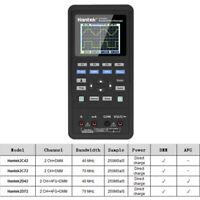 Hantek 3 In1 LCD Handheld Digital Oscilloscope + Waveform Generator + Multimeter