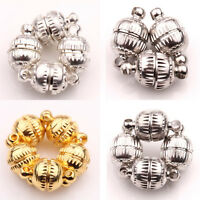Wholesale Magnetic Clasps Hook For Bracelet Necklace End Clasps Jewelry Findings