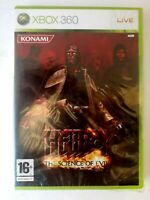 Hellboy The Science Of Evil  Xbox 360 Brand New Sealed